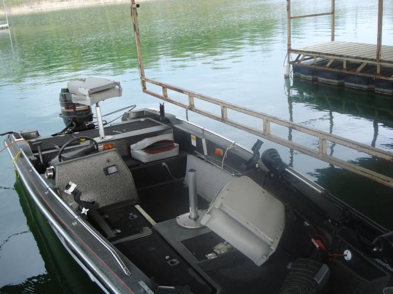 Bass Boat $80 per day
