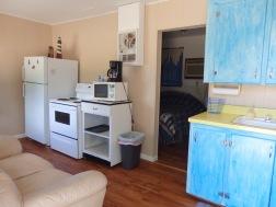 Cabin 3, Living/Kitchen
