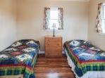Cabin 4, Bedroom 2