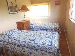Cabin 8, Bedroom 2