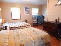 Cabin 8, Bedroom 3