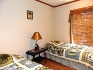 Cabin 9, Bedroom 2