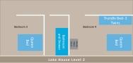 Lake House Level 2 Layout